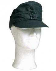 Bergmütze M43 Moleskin, schwarz - size 56