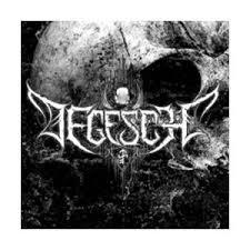 Degesch - s/t, CD