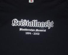 Kristallnacht - Blooddr... Shirt, Size L