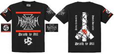 Ad Hominem - Death To All, Shirt - Size XL