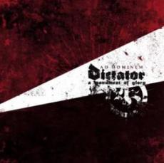 Ad Hominem - Dictator, CD