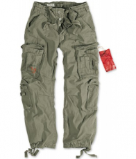 Surplus Airborne Vintage Trousers - Size L (oliv)