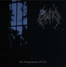 Anti - The Insignificance Of Life, CD