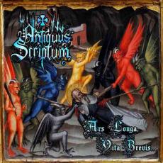 Antiquus Scriptum - Ars Longa Vita Brevis, CD