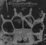 Clandestine Blaze - Fist of the Northern Destroyer, CD