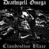 Clandestine Blaze / Deathspell Omega - Split CD