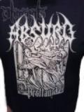 Absurd - Pesttanz, Shirt - Size S