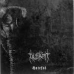 Dusken - Hateful, CD