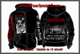 Hatespawn - ZIP Hoody, Size - XXL (limited!)