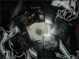 Lycanthropy/Bane - Dissolve & Coagulate, Split EP (white)