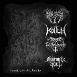 Moloch(Ukr), Koltum(Por), Silberbach(D) Mourning Soul(I), Split CD