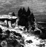 Nordreich - Am Hühnengrab, LP (grey)