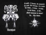 Ohtar - Necrohate, Shirt - Size L