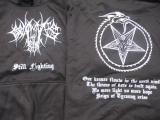 Ornaments Of Sin - Still Fighting black, Hooded Sweat - Size M