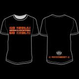 Ad Hominem - Ebola, Shirt - Size XL