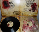 Silberbach - ...There Will Be Blood, LP limi 100 (clear!!)
