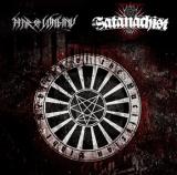 Spear of Longinus / Satanachist - Rebirth of the Luciferian Light, EP