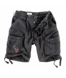 Surplus Airborne Vintage Short - Size L (black)