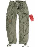 Surplus Airborne Vintage Trousers - Size M (oliv)