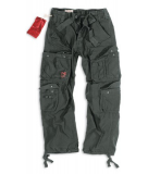 Surplus Airborne Vintage Trousers - Size S (black)