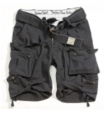 Surplus Division Short - Size L (black)