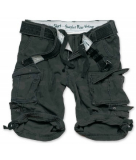 Surplus Division Short - Size S (black camo)