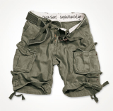 Surplus Division Short - Size XL (oliv)