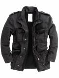 SURPLUS RAW Vintage Herren Paratrooper, Size XL (black)