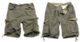 Surplus Vintage Short - Size XL (oliv)