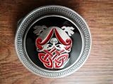 Keltische Gürtelschnalle, rund
