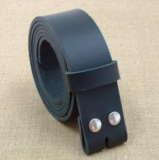 Leather belt, 100cm