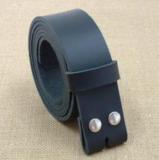 Wechselgürtel schwarz, 110cm