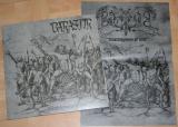 Barastir - Battlehymns of hate, LP